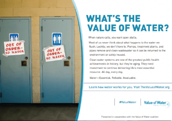 Value of Water Slideshow